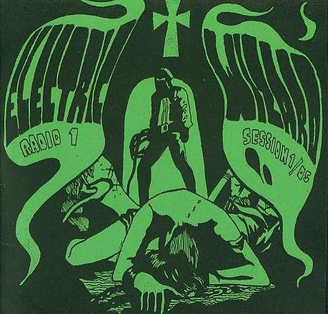 Music Art Vcl Electric Wizard Live At Maida Vale Radio