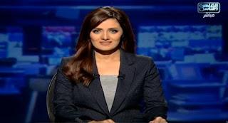 برنامج نشرة المصرى اليوم حلقة الاثنين 7-8-2017
