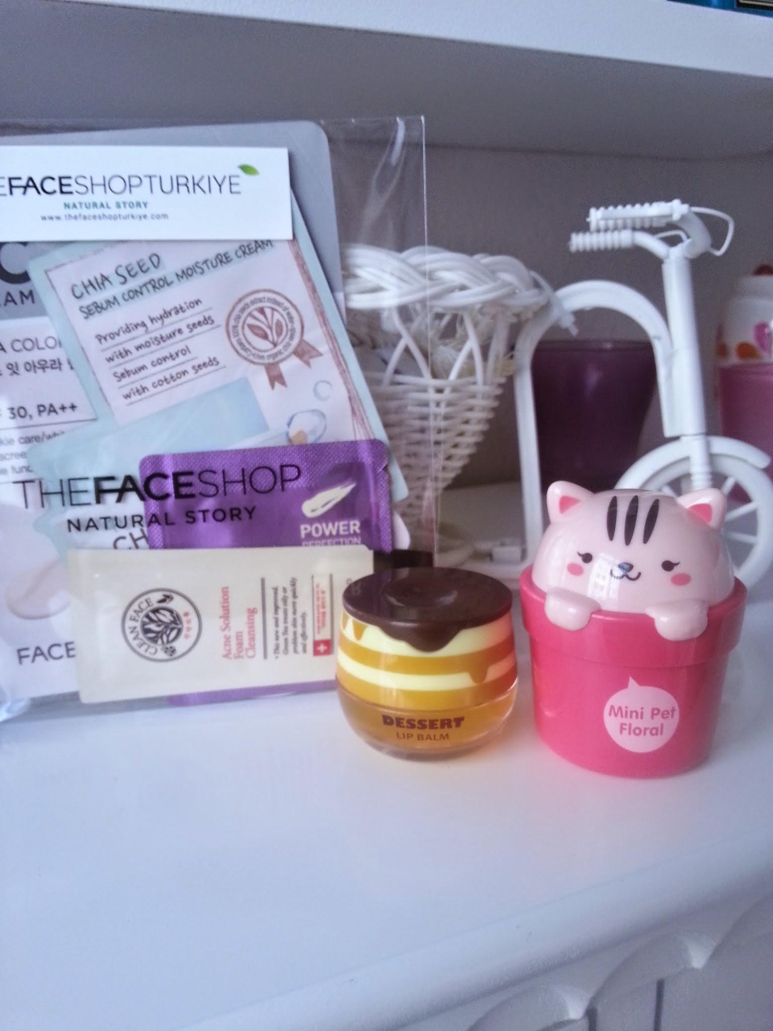 Alisveris 1 / The Face Shop