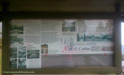 Sejarah Candi Cetho, Candi di Atas Kahyangan
