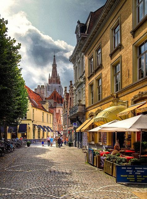 10 Best Places to Holiday in Belgium (100+ Photos) | Bruges, Belgium