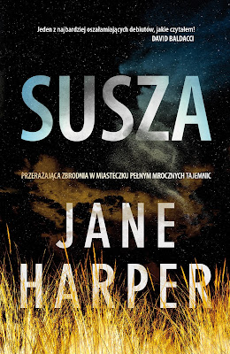 """Susza"" Jane Harper"