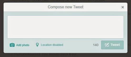 Blank Twitter Template | Volvoab