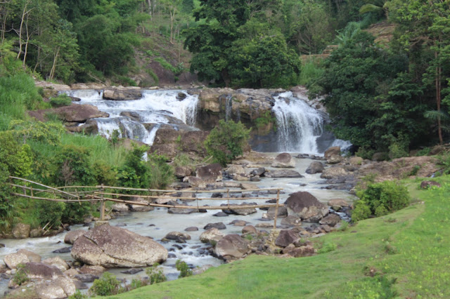 Wisata Alam Air Terjun Sapaya Gowa