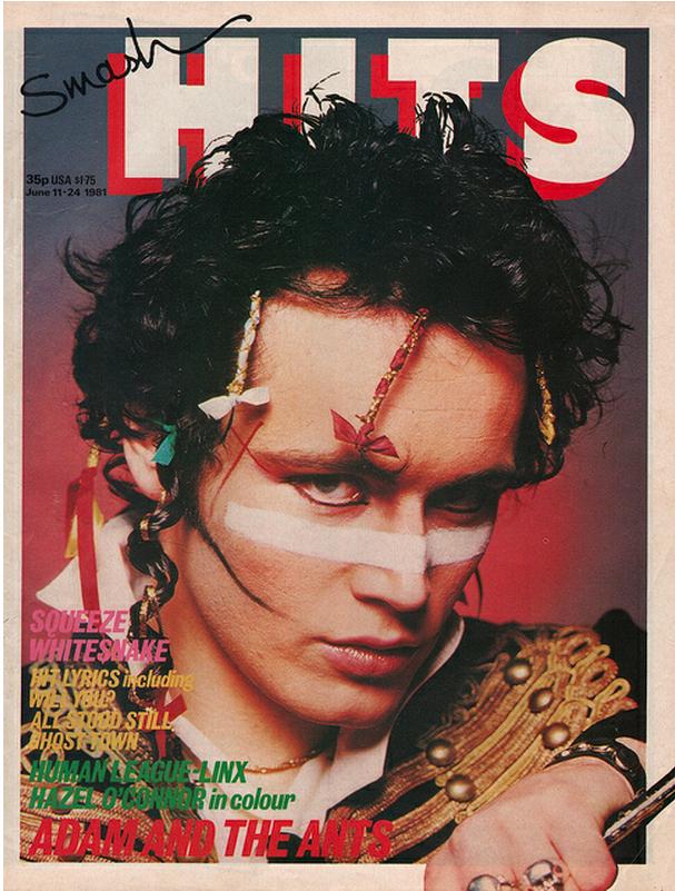 Vintage Covers Of Smash Hits Magazine Vintage Everyday