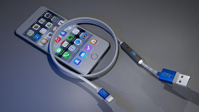 Coolest Smartphone Recharging Cables (15) 1