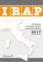 IRAP 2017 - Disponibile il software di compilazione per Mac, Windows e Linux