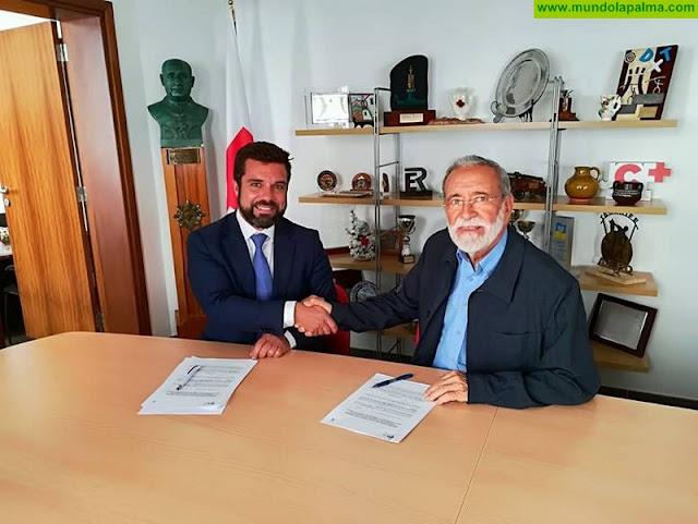 1-1-2 Canarias y Cruz Roja firman un convenio para mejorar la atención a las usuarias víctimas de violencia de género del servicio ATENPRO