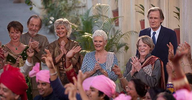 映画 マリーゴールド・ホテル 幸せへの第二章