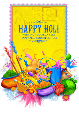 Happy Holi Images for Whatsapp 2019
