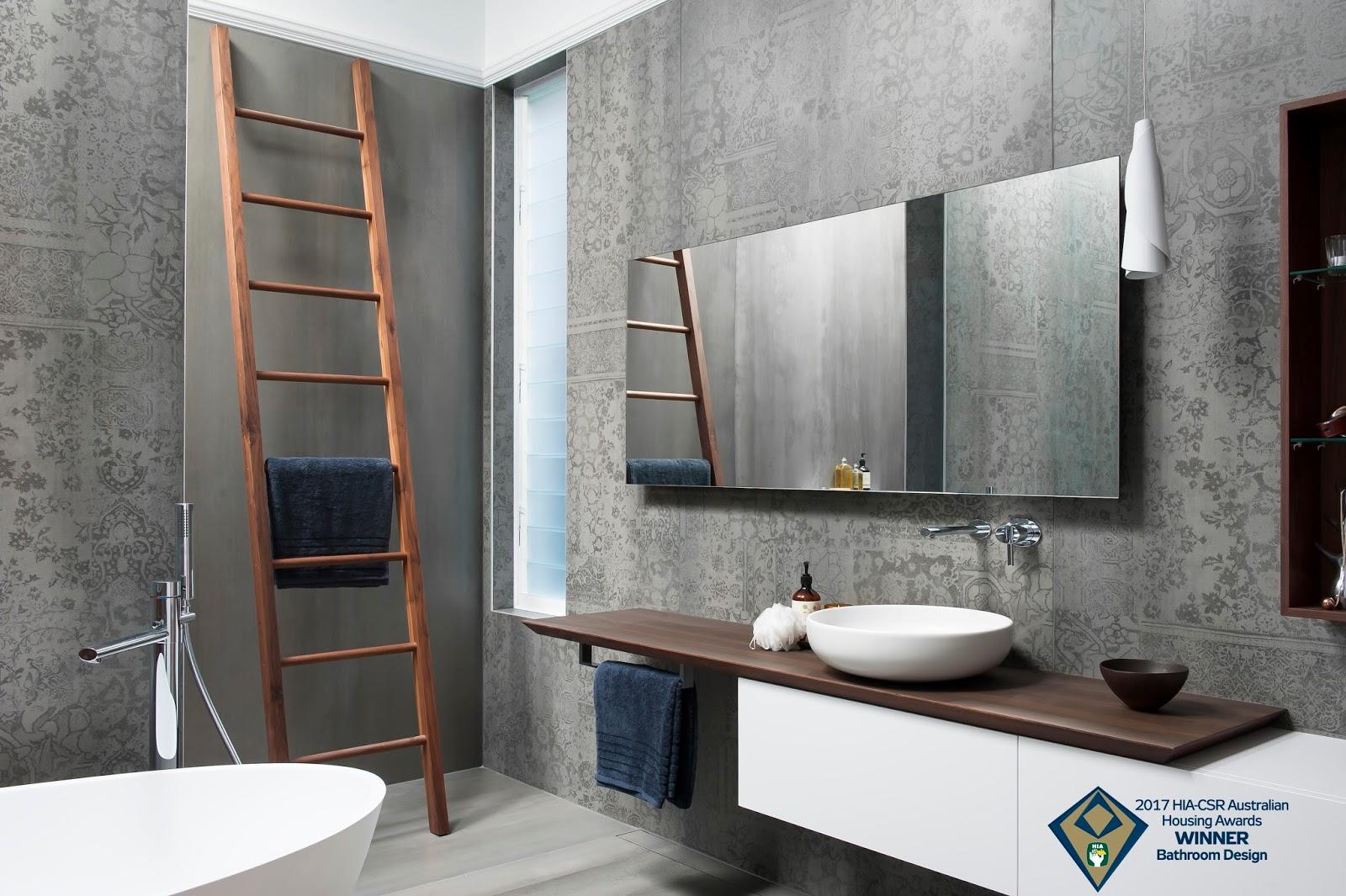 Minosa: Australian HIA Bathroom Design of the Year 2017