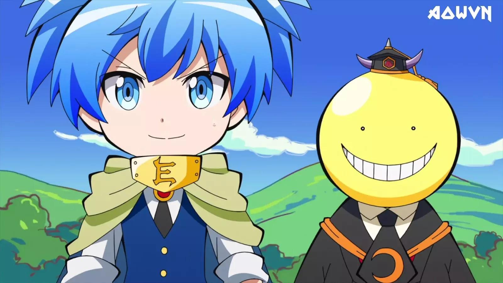 koro aowvn - [ Anime 3gp mp4 ] Koro-sensei Quest! Vietsub – Specials của Anime LHAS