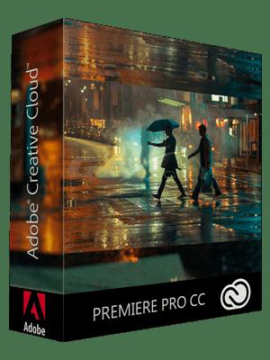Adobe Premiere Pro CC 2018 Box Imagen