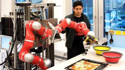 5. CUIDADO trabajo sustituido ROBOT