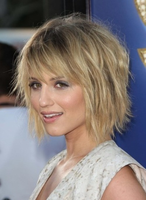 Fine Layered Hairstyles for Thin Fine Hair
