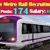 Bangalore Metro Rail Corporation BMRC Recruitment 2019 174 Posts