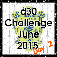 d30 Challenge Day 2