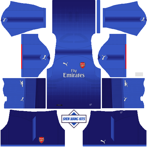 b4c9531345 Dream League Soccer Kits Arsenal 2018 – Idea di immagine del club fc
