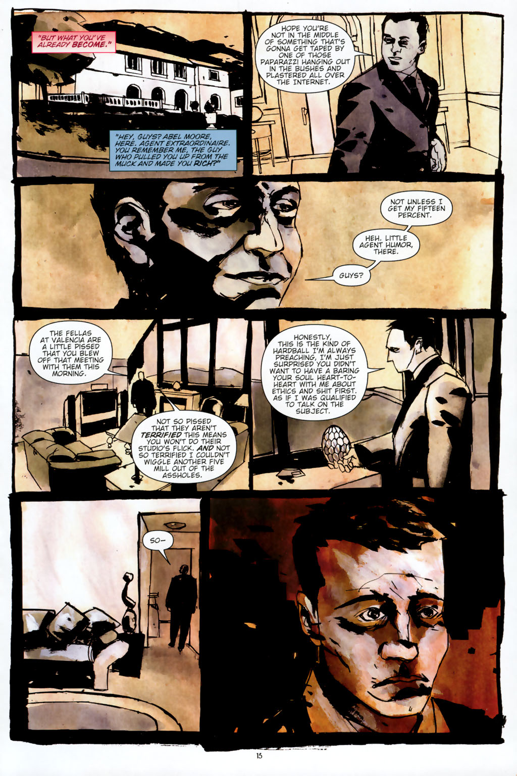 Read online Silent Hill: Dead/Alive comic -  Issue #2 - 17