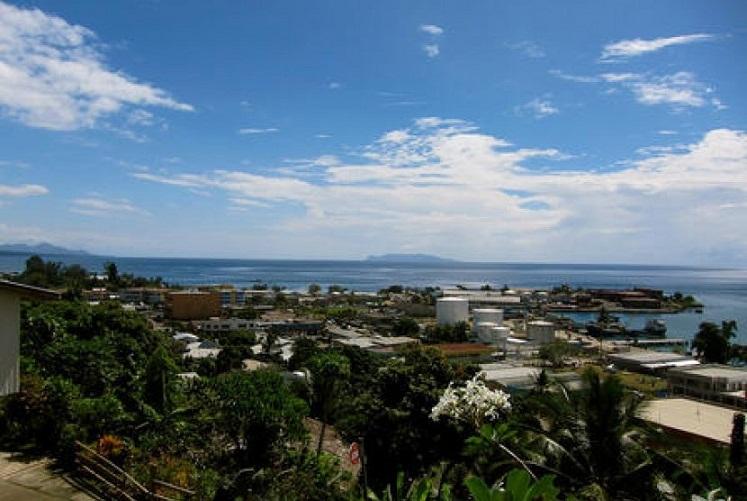 Kepulauan Solomon dan Hikayat Harta Raja Salomo