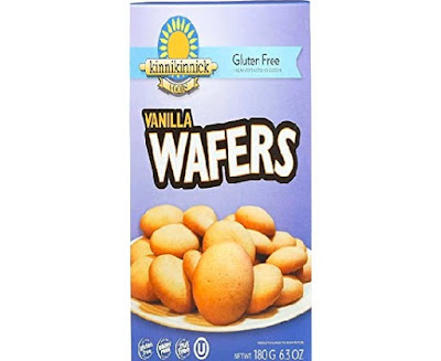 Kinnikinnick Cookies - Delicious Gluten-free Vanilla Wafers - Grocery