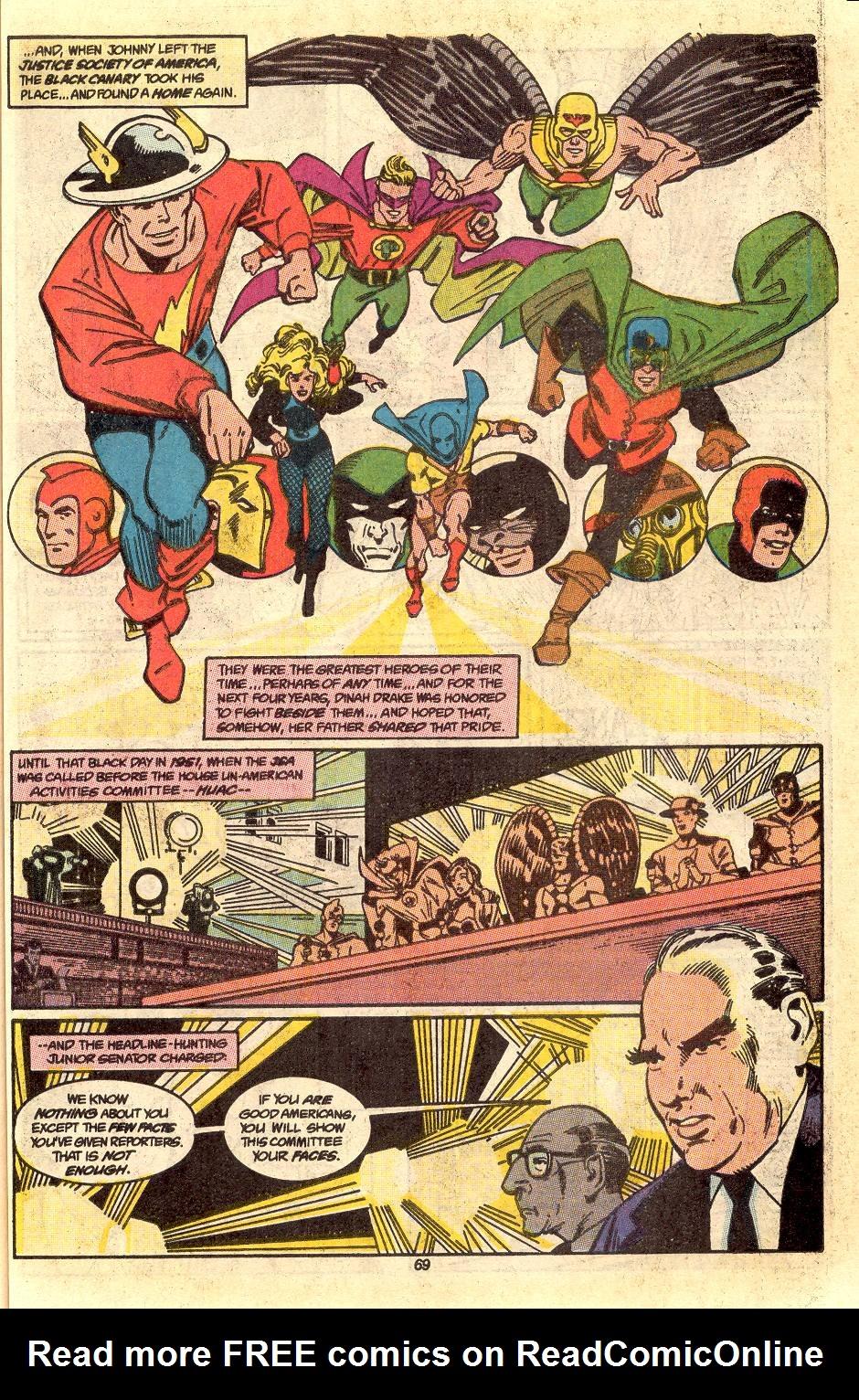 Read online Secret Origins (1986) comic -  Issue #50 - 72