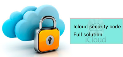 icloud security code expert solution