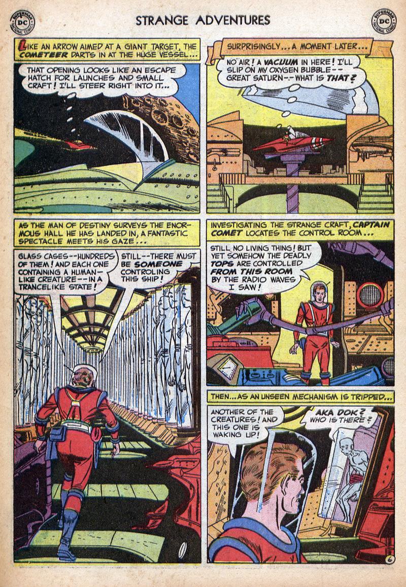 Strange Adventures (1950) issue 10 - Page 8