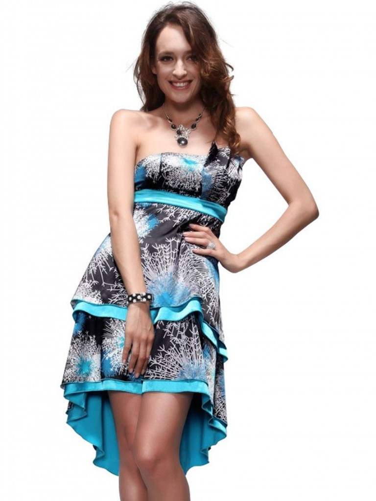 archive blue camo wedding dresses The Ideas of Cheap Prom Dress