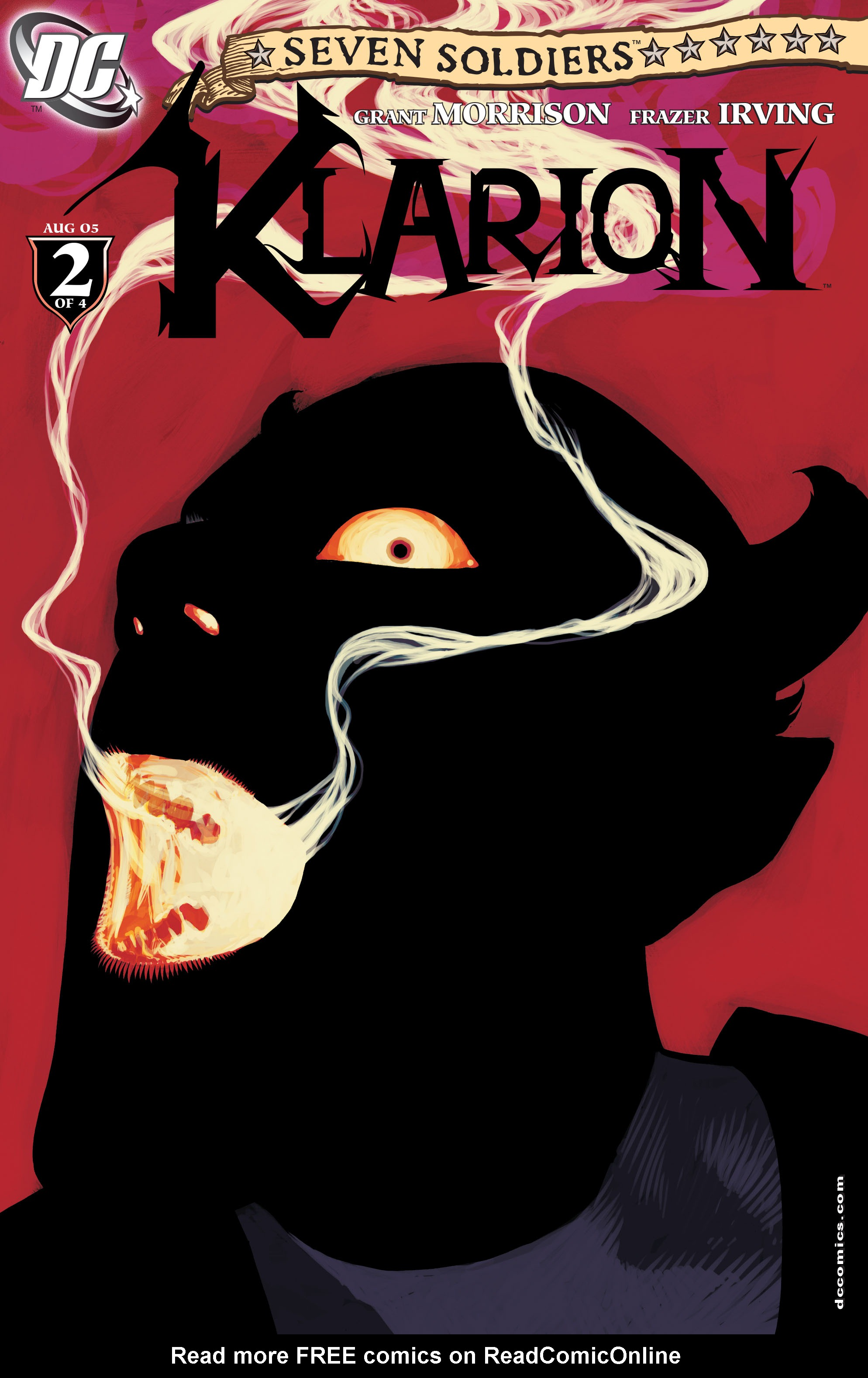 Read online Seven Soldiers: Klarion the Witch Boy comic -  Issue #2 - 1