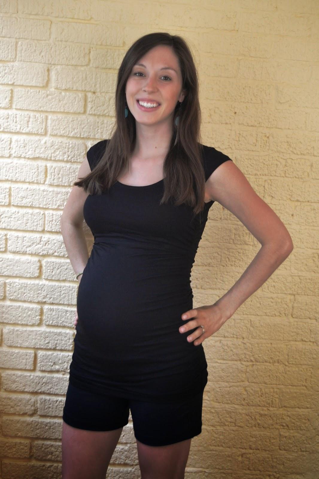 Peek-a-Boo Maternity Nursing Top