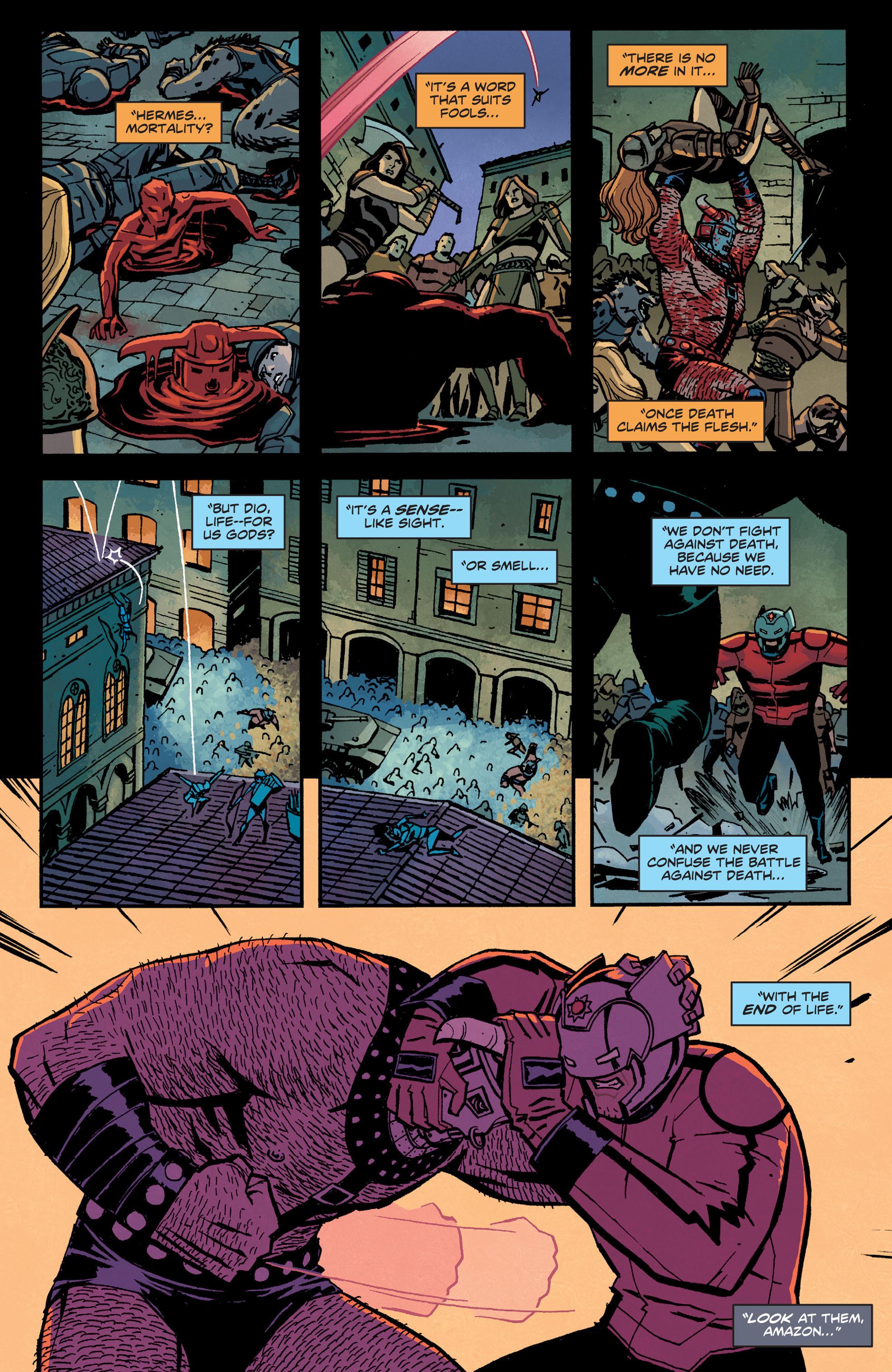 Read online Wonder Woman (2011) comic -  Issue #33 - 13