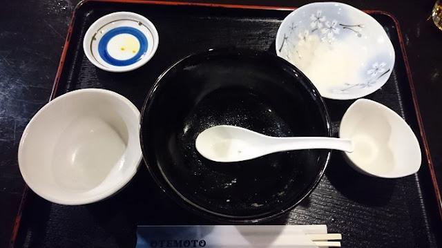 ごはん処おつな味の食器の写真