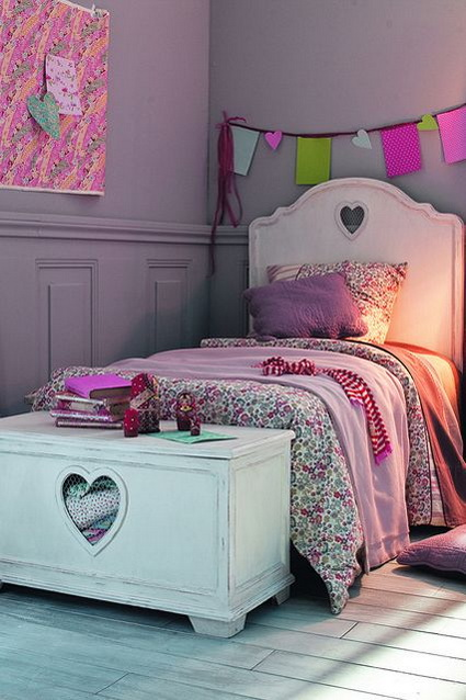 Lilac Bedrooms With Nice Colors 6