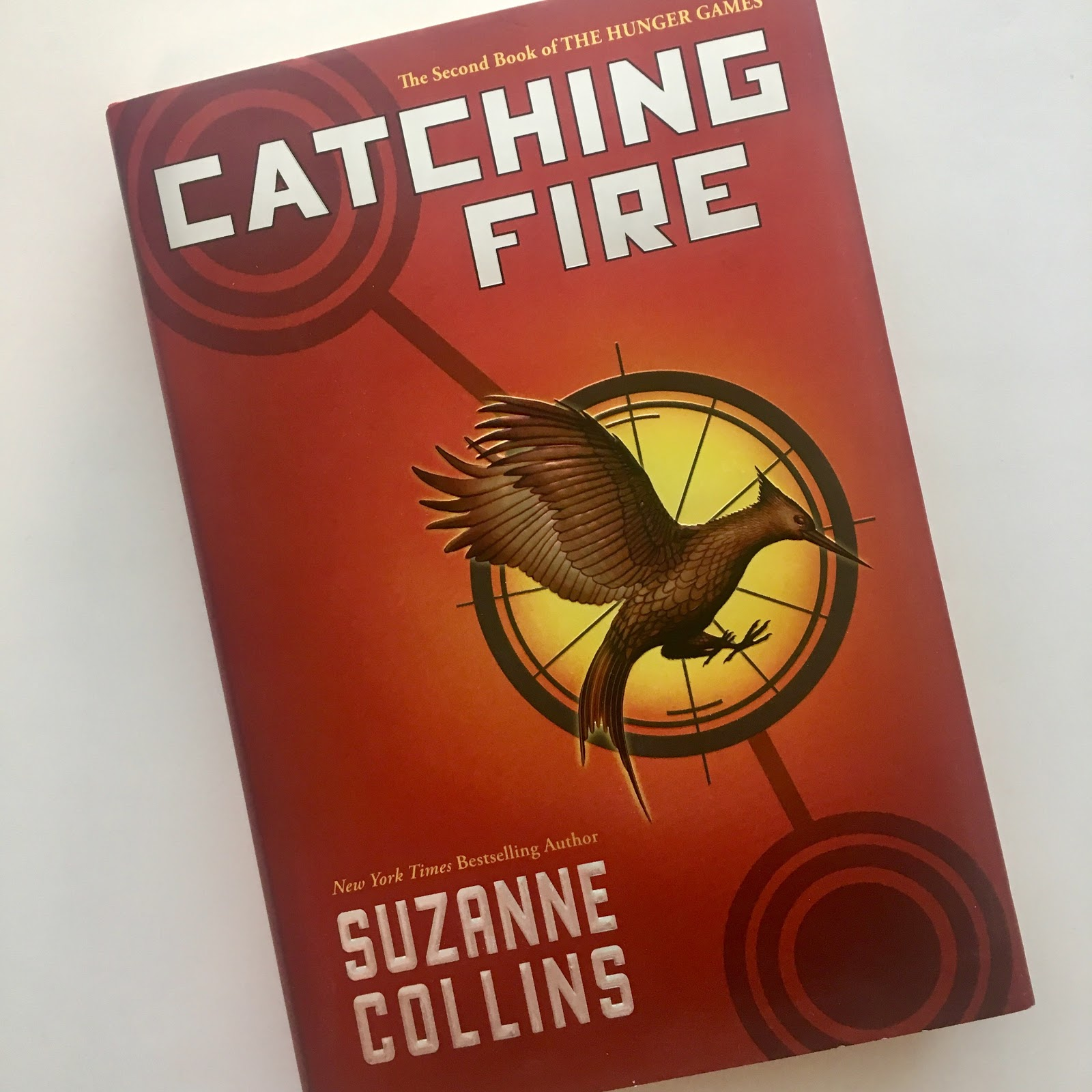 Suzanne Collins Catching Fire Excerpt