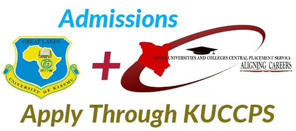 KUCCPS admission Gluk Undergraduate degrees