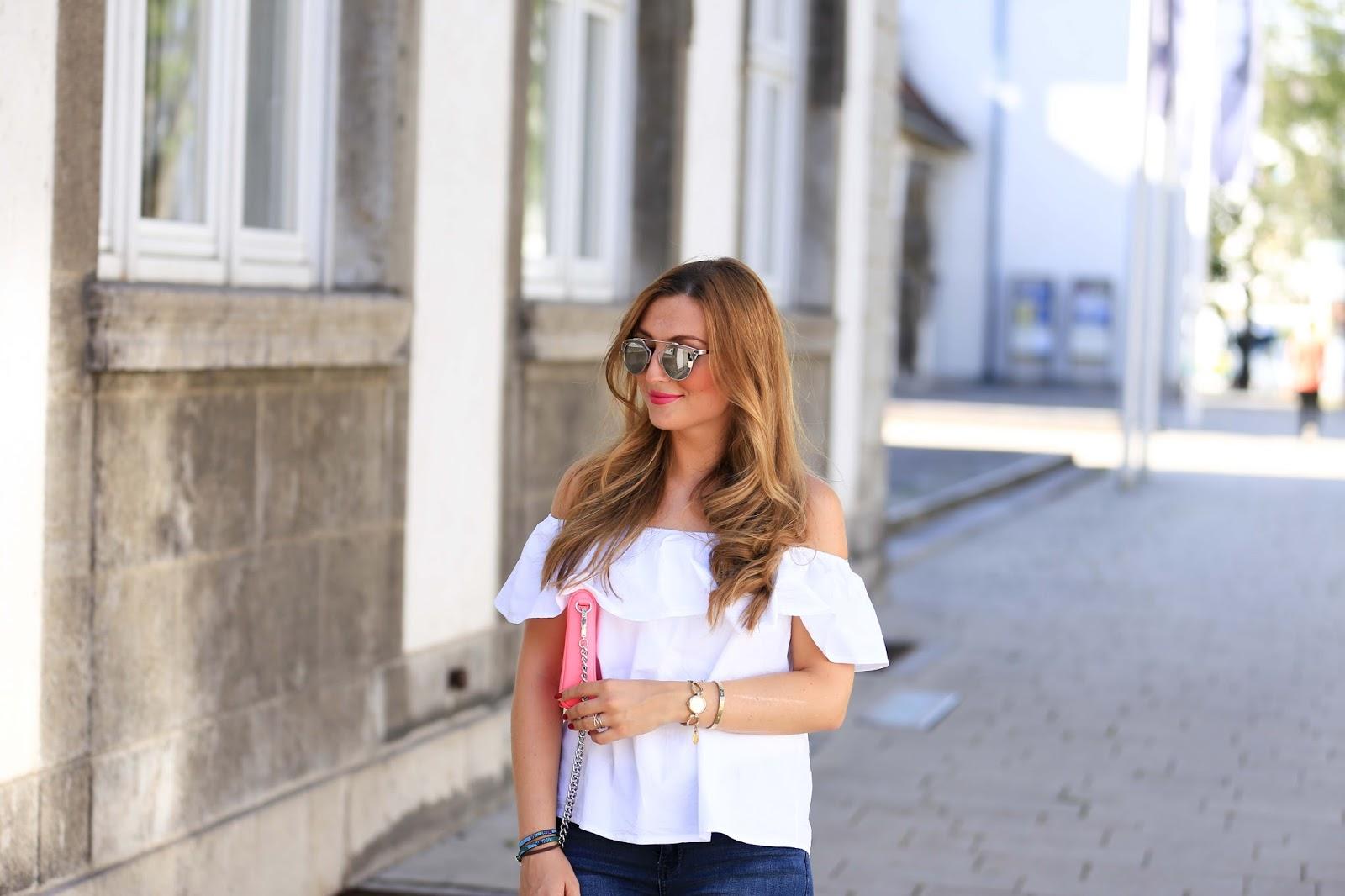 Rebecca Minkoff tasche Blogger - pinke tasche kombinieren MyColloseum  - fashionstylebyjohanna-fashionblog-frankfurt-styleblog-Outdoorblogger-blogger-deutschland-fashionblogger-bloggerdeutschland-lifestyleblog-modeblog-germanblogger-