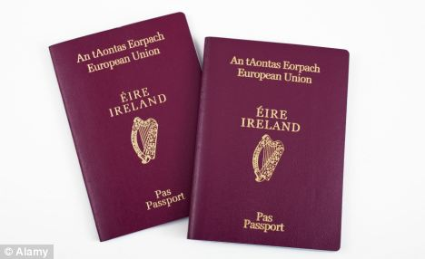 The GENES Blog: Claiming an Irish passport - Part 3