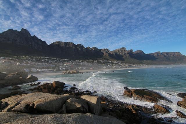 Mirador de Maidens Cove en Ciudad del Cabo