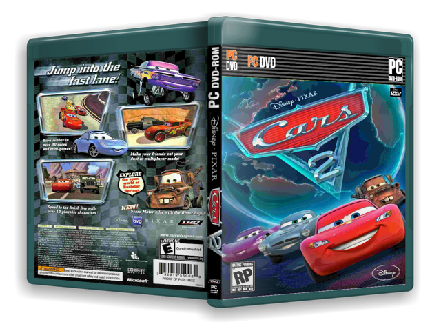 Cars 2 Video Game Pc Free Full Pc Games At Igamesfun
