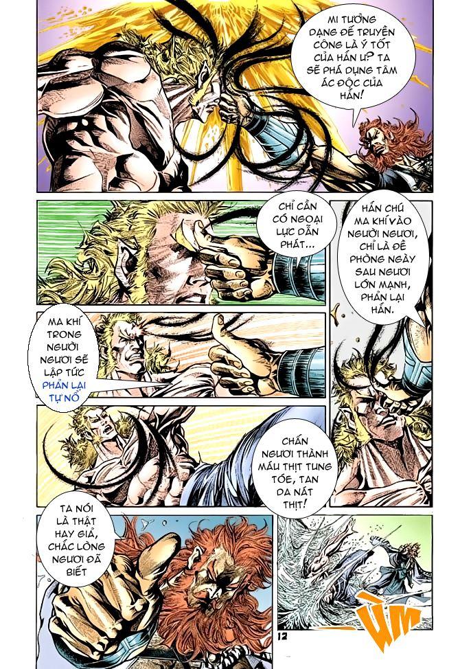 Đại Đường Uy Long chapter 63 trang 11