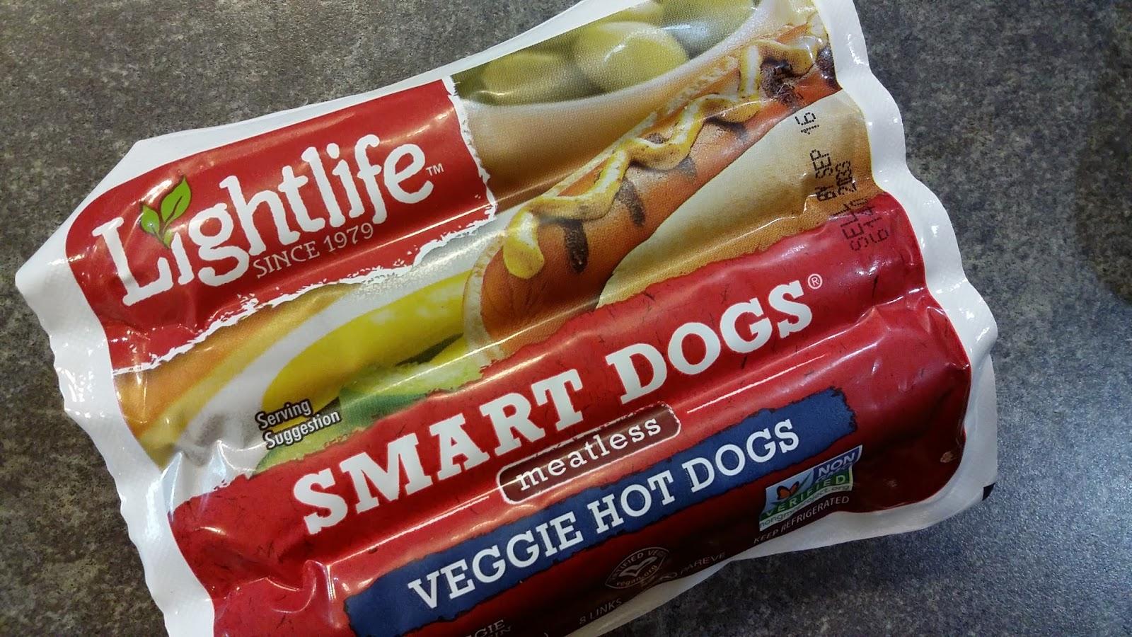 Smart Dogs Vegetarian Hot Dogs Calories