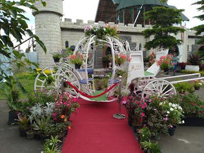 Kereta Kencana Fairy Garden