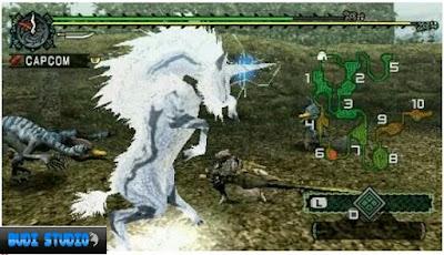 Monster Hunter Freedom Unite PPSSPP PSP 2