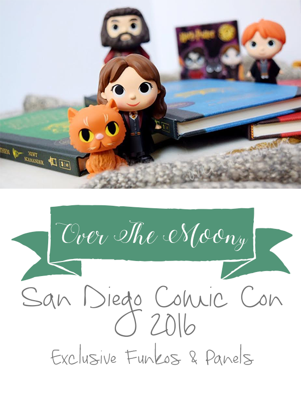San Diego Comic Con 2016 Exclusive Funkos
