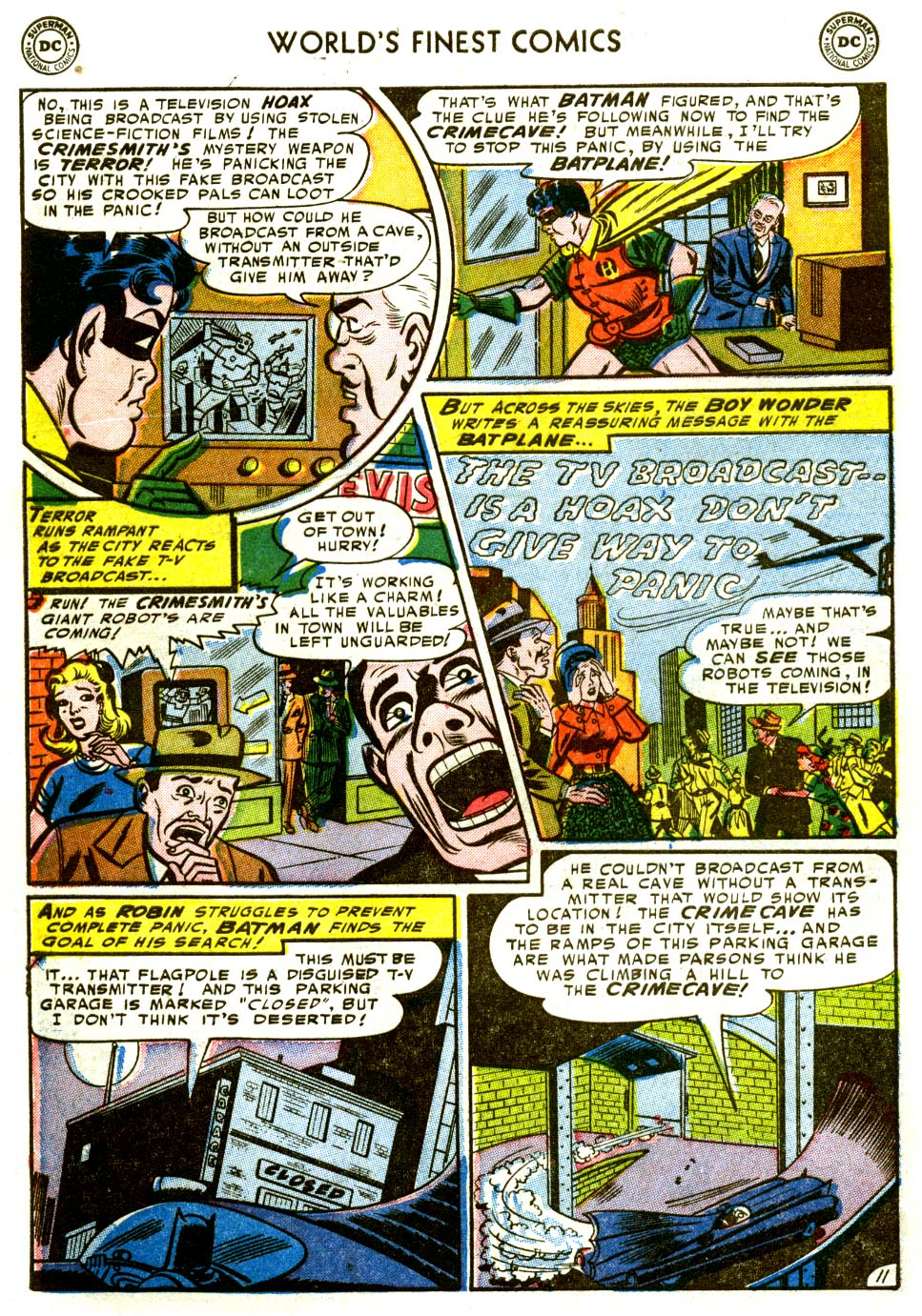 Read online World's Finest Comics comic -  Issue #68 - 64