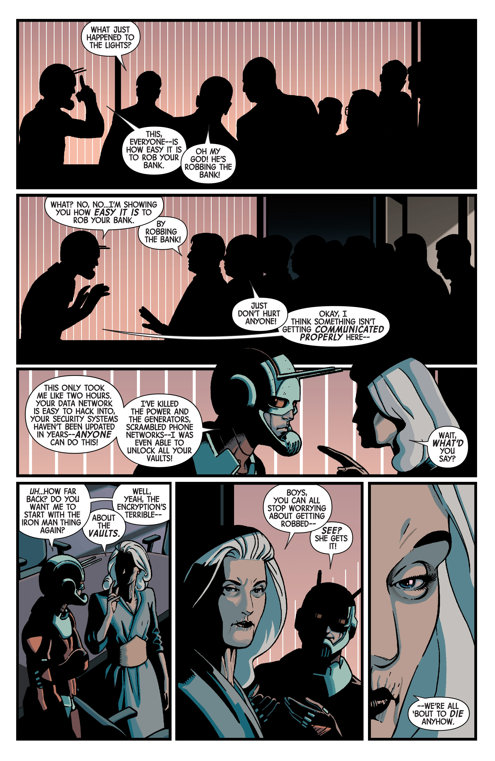 Read online Ant-Man comic -  Issue #2 - 9