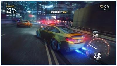 Download Need for Speed No Limits APK hanya 16 MB saja