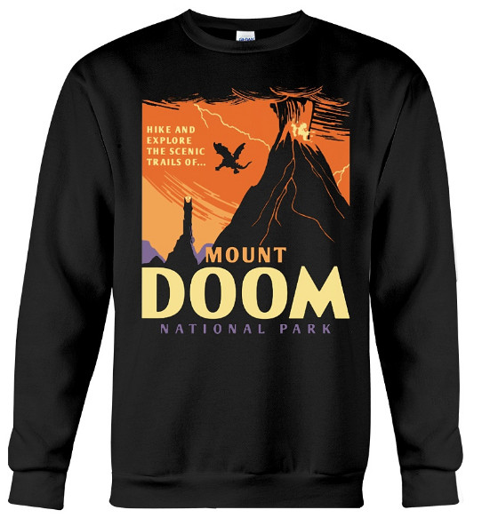 mount doom – mt ngauruhoe tongariro national park, tongariro national park mount doom, Mount Doom National Park Hoodie, Mount Doom National Park Shirts,