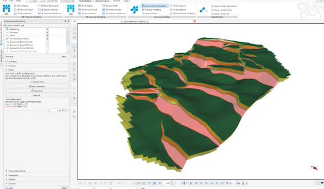 Geomechanical Modelling